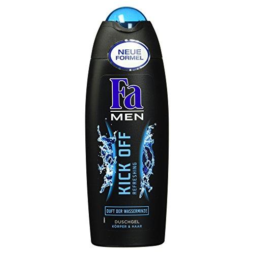 Preisvergleich Produktbild Fa Men Kick Off Duschgel Wasserminze, 250 ml