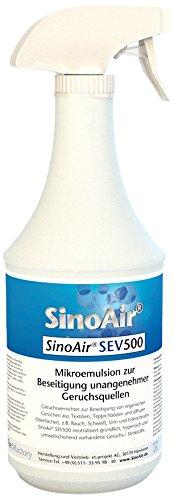 SINOAIR SEV 500 Geruchsvernichter, 1000 ml (Schwefelwasserstoff-geruch)