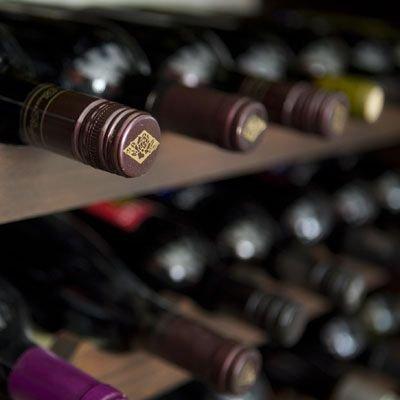 Modularack Wooden Wine Rack 36 Bottle - Dark Stain