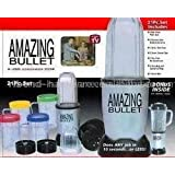 Sterling Amazing Bullet Mixer, Grinder & Chopper (Combo 21 Pcs Set) AMB-07 Mixer Grinder