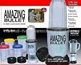 #7: SSVE Amazing Bullet Mixer, Grinder & Chopper(Combo 21 Pcs Set)
