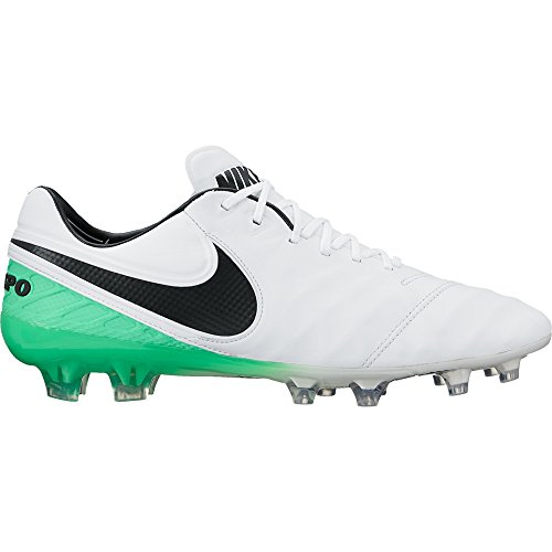 Nike Herren Tiempo Legend Vi (Fg) Fußballschuhe weiß / grün
