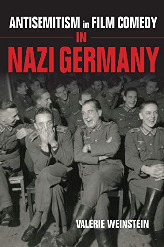 Antisemitism in Film Comedy in Nazi Germany (English Edition)