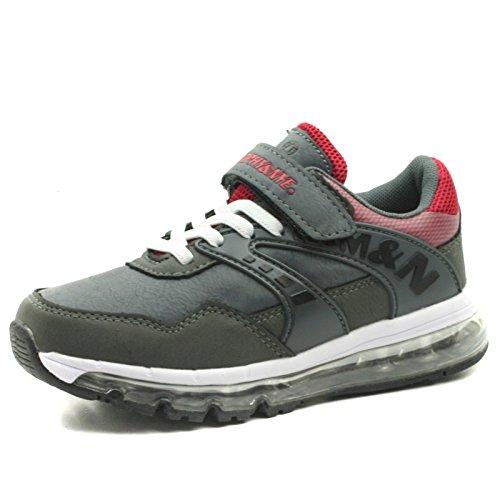 MN911 Murphy&Nye Laceup Shoe Sporty for Boys >     > Sportlicher Schuh mit Schnürsenkel für Jungen Grey (Grau)