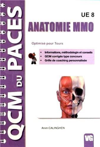 Anatomie MMO UE 8 : Optimisé pour Tours