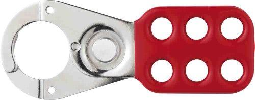 Abus H701 - Aspa Control Acero endurecido Rojo 115x45mm