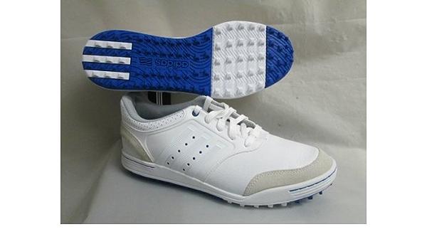 ADIDAS, Men's Adicross III Spikeless Golf Shoes Q46649 White (EU ...