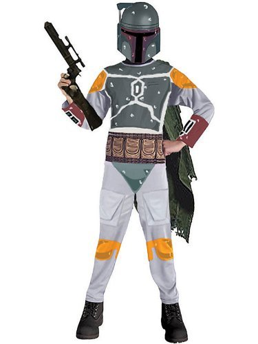 Wars Kostüm Boba Fett Kind Star - Kostüm Star Wars Boba Kind