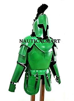 Nautisches Mart Mittelalter Turnier Hälfte Suit Armour–Theater Kostüm 1