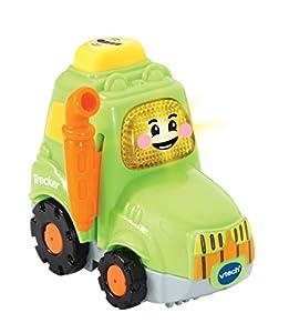 VTech Tut Tut Baby Flitzer 80-514304 vehículo de Juguete - Vehículos de Juguete (Verde, Naranja, Coche, De plástico, 1 año(s), 5 año(s), Niño/niña)