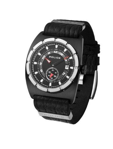 Police Ranger 12173JSBS/02 All Black Watch