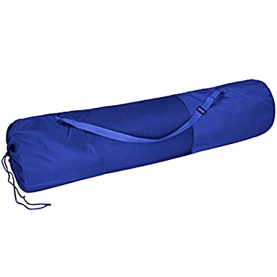 Tragetasche DEA für Yogamatten bis 100 cm breit und 23 cm Durchmesser zusammengerollt Yoga Gymnastik Turnen Pilates Fitness