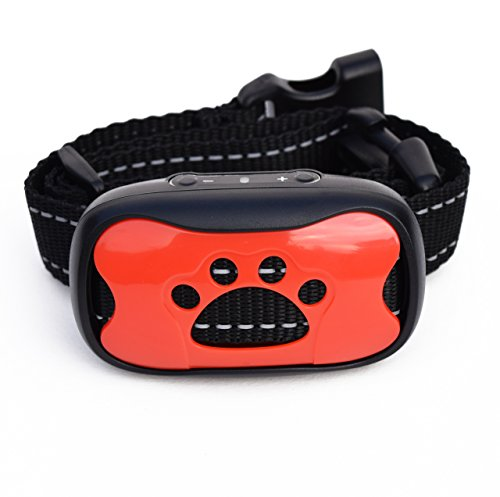 Tails Held High Anti Bark Dog Training Collar uses Sound and Vibration Only, Safe and Humane No Barking Device, 7… 3