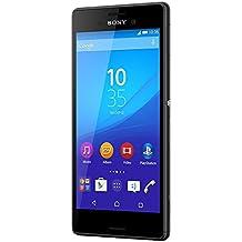 Sony Xperia M4 Aqua 4GB 4G Negro - Smartphone (SIM única, Android, EDGE, GPRS, GSM, HSPA+, UMTS, LTE, Micro-USB)