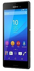 Sony -E2303-Mobile Xperia M4 Aqua Smartphone débloqué  Noir (import Allemagne)