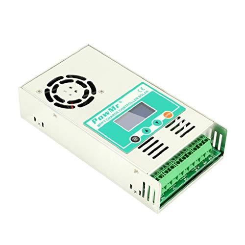 PETSOLA 30A-60A MPPT Solar Laderegler Regulator 12V-48V - 60A