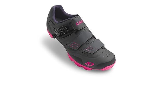 Giro Manta R Damen MTB Schuhe schwarz/pink 2017: Größe: 42.5