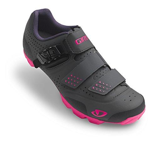 Giro Manta R Damen MTB Schuhe schwarz/pink 2017: Größe: 38