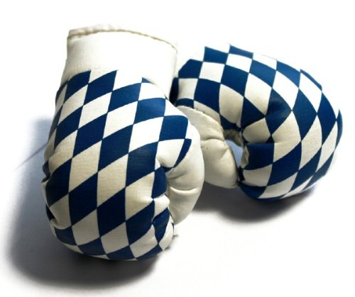 MBG 005 - Mini Boxhandschuhe / Bayern