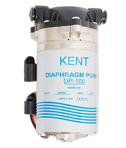 kent pump R.O. Booster for Water Purifier, White