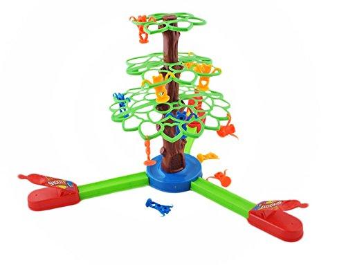 Preisvergleich Produktbild Froschspiel Frösche Springspiel Schnelligkeit Geschicklichkeit Spiel #1390