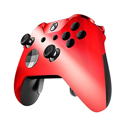 Elite Controller - Chrome Red Edition (Xbox One)