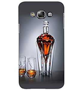 SAMSUNG GALAXY GRAND MAX GLASSES Back Cover by PRINTSWAG