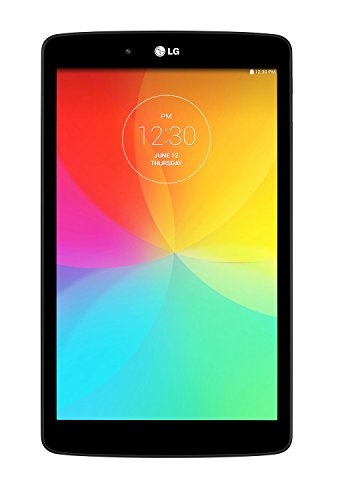 LG G Pad 8.0 V480 16GB Black tablet - tablets (20.3 cm (8