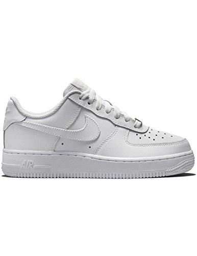 best website 0316e 7baea Nike Air Force 1 Gs, Zapatillas de Baloncesto Unisex Bebé