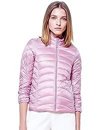 Queenshiny® Women Warm Light and thin Short Down Coat