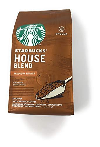 Starbucks Casa Miscela 200g Caffè Macinato (Confezione da 2)