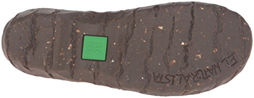 El Naturalista Ne29 Delta Black/Yggdrasil, Stivali Chelsea Donna Nero (BLACK N01)