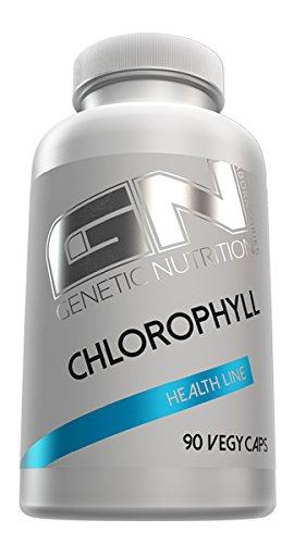 GN Laboratories Chlorophyll Health Line beliebtes Entgiftungsmittel besitzt zahlreiche Gesundheitsvorzüge 90 Vegy Caps