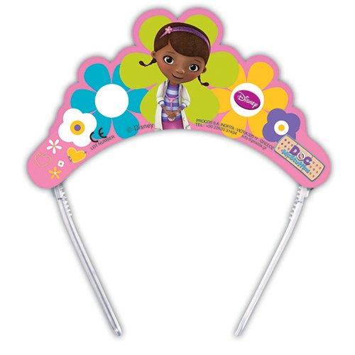 Disney - Joyas para disfraz Doctora juguetes Disney (71532)