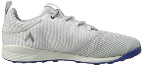 adidas Ace Tango 17.2 Tr, Chaussures de Football Homme Blanc (Crystal White / Silver Metallic / Blue)