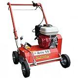 Caravaggi Scarificateur termique ARIO 50V moteur Honda