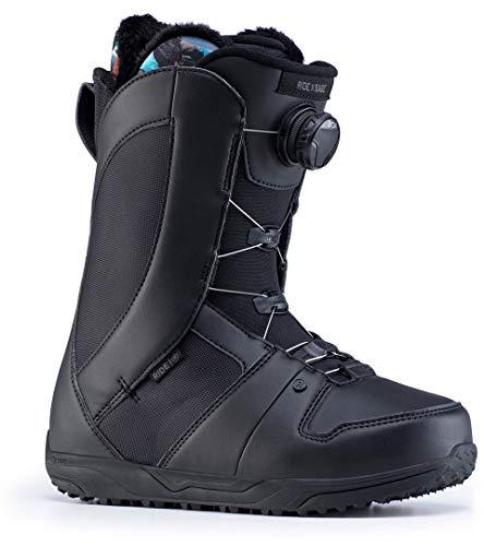 Ride Damen Snowboardschuhe Sage schwarz (200) 40