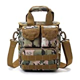 WQEFDSV Taktische Messenge Bag Man Army Military Umhängetasche Militärischen Rucksack Jagd Rucksack Wandern Männer Armee Taktische Tasche 4 Other
