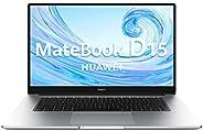 Huawei Matebook D15 - Ordenador Portátil de 15.6'' FullHD (AMD Ryzen 5 3500u, Multi-Screen Collaborati