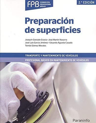 Preparación de superficies 2.ª edición 2019