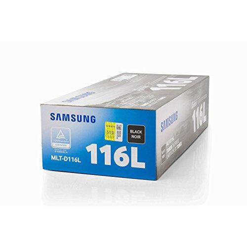 Preisvergleich Produktbild Original Toner passend für Samsung Xpress M 2835 DW Premium Line Samsung 116L MLTD116L , MLT-D116L , MLTD116LELS - Premium Drucker-Kartusche - Schwarz - 3.000 Seiten