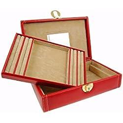 Jewelry Storage Case with 1 Tray