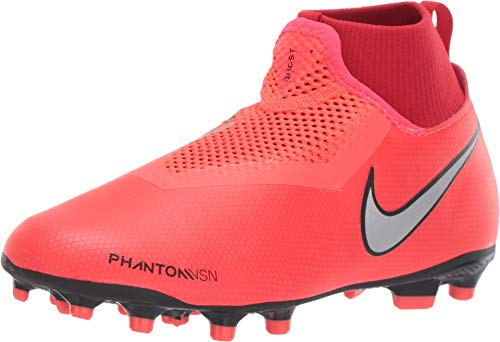 size 40 a085c aced2 Nike Kids' Phantom Vision Academy Dynamic Fit MG/FG Soccer Cleats