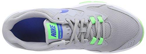 Nike Herren Air Max Crusher 2 Sneakers Grau (Wolf Grey/Soar-Grn Strk-Pht Bl)