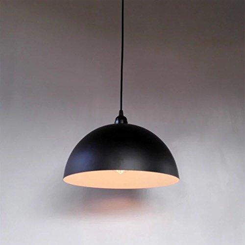 BAYTTER® Design 2x Industrielle Vintage LED Pendelleuchte E27 Leuchtmittel