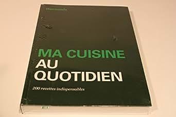 VORWERK - MA CUISINE AU QUOTIDIEN TM5