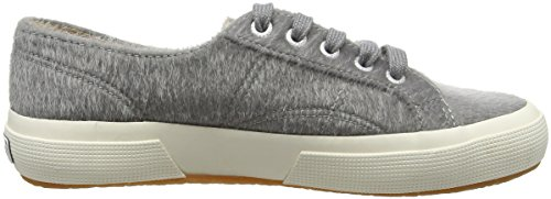 Superga 2750 Synthorsew, Sneakers Basses Mixte Adulte Grey (004 Grey)