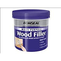 Ronseal Multi-Purpose Wood Filler - Natural 250g - ukpricecomparsion.eu