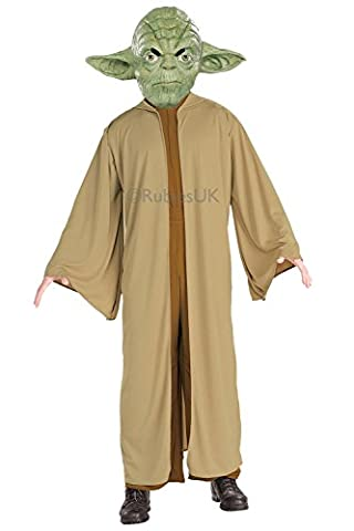 Costumes Jedi Pour Les Adultes - Rubis Costume Yoda pour adulte déguisement de
