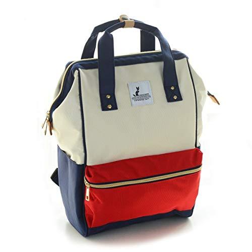 Mini Cute Wickeltasche Wasserdichter Reiserucksack Stilvolle Wickeltaschen mit Multifunktion für die Babypflege -